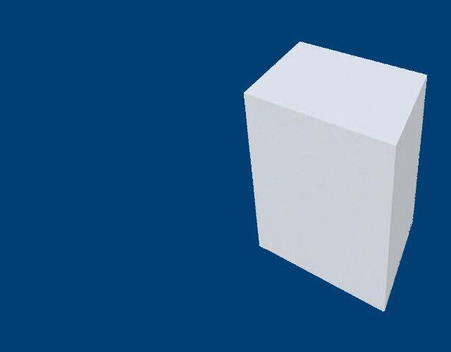 Blocs de polystyrène expansé
