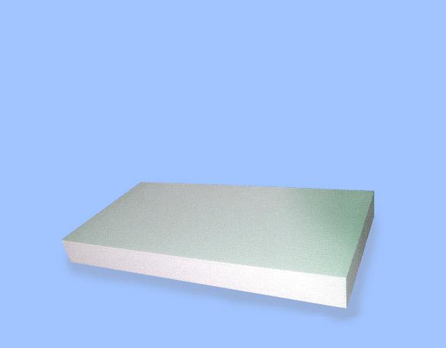 Plaques de polystyrène expansé